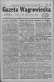 Gazeta Wągrowiecka: pismo dla ziemi pałuckiej 1927.04.07 R.7 Nr42