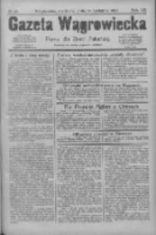 Gazeta Wągrowiecka: pismo dla ziemi pałuckiej 1927.04.24 R.7 Nr48