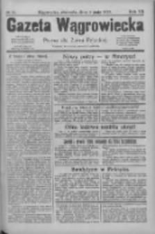 Gazeta Wągrowiecka: pismo dla ziemi pałuckiej 1927.05.01 R.7 Nr51