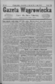 Gazeta Wągrowiecka: pismo dla ziemi pałuckiej 1927.04.14 R.7 Nr45