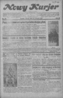 Nowy Kurjer 1927.08.23 R.38 Nr191