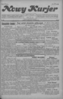 Nowy Kurjer 1927.11.10 R.38 Nr258