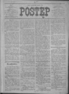 Postęp 1910.01.01 R.21 Nr1