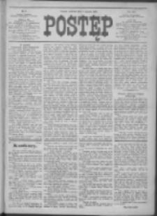 Postęp 1910.01.09 R.21 Nr6
