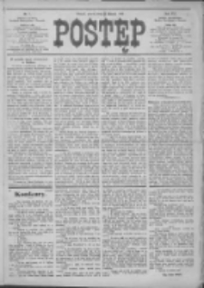 Postęp 1910.01.11 R.21 Nr7