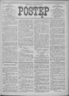 Postęp 1910.01.16 R.21 Nr12