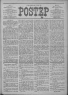 Postęp 1910.02.08 R.21 Nr30