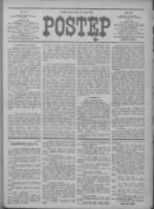 Postęp 1910.02.18 R.21 Nr39