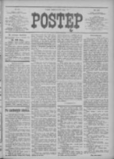 Postęp 1910.05.25 R.21 Nr118