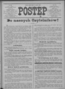 Postęp 1910.09.24 R.21 Nr219