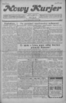 Nowy Kurjer 1928.01.05 R.39 Nr4