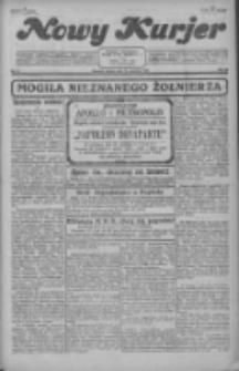 Nowy Kurjer 1928.01.14 R.39 Nr11