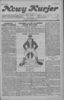 Nowy Kurjer 1928.01.21 R.39 Nr17