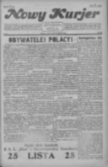 Nowy Kurjer 1928.01.28 R.39 Nr23