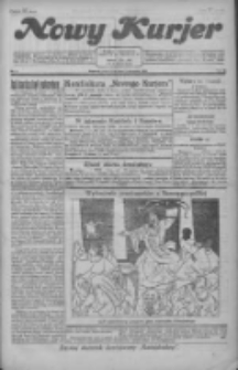 Nowy Kurjer 1928.01.08 R.39 Nr6