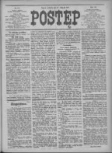 Postęp 1910.11.27 R.21 Nr272
