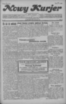 Nowy Kurjer 1928.08.03 R.39 Nr177