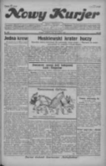 Nowy Kurjer 1928.08.12 R.39 Nr185