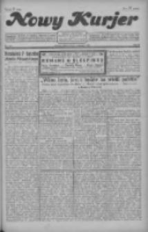 Nowy Kurjer 1928.08.14 R.39 Nr186