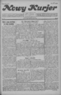 Nowy Kurjer 1928.08.22 R.39 Nr192