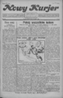 Nowy Kurjer 1928.08.26 R.39 Nr196