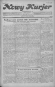 Nowy Kurjer 1928.09.01 R.39 Nr201
