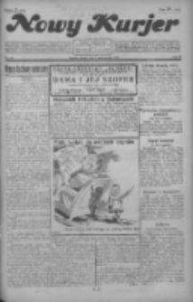 Nowy Kurjer 1928.10.02 R.39 Nr227