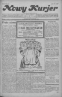 Nowy Kurjer 1928.10.19 R.39 Nr242