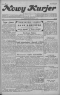 Nowy Kurjer 1928.10.25 R.39 Nr247