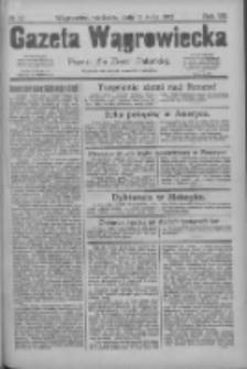 Gazeta Wągrowiecka: pismo dla ziemi pałuckiej 1927.05.15 R.7 Nr57