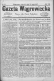 Gazeta Wągrowiecka: pismo dla ziemi pałuckiej 1927.05.31 R.7 Nr64