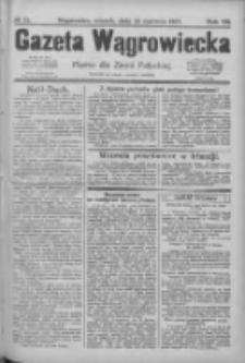 Gazeta Wągrowiecka: pismo dla ziemi pałuckiej 1927.06.28 R.7 Nr75