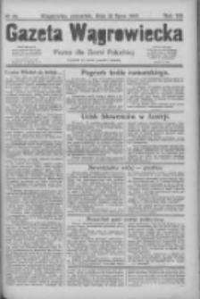 Gazeta Wągrowiecka: pismo dla ziemi pałuckiej 1927.07.28 R.7 Nr88