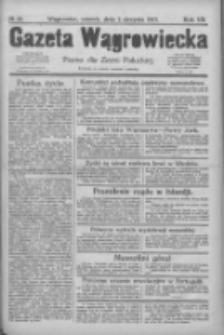 Gazeta Wągrowiecka: pismo dla ziemi pałuckiej 1927.08.02 R.7 Nr90