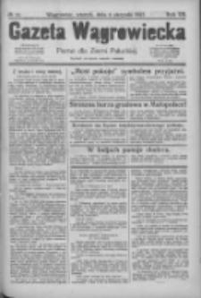 Gazeta Wągrowiecka: pismo dla ziemi pałuckiej 1927.08.09 R.7 Nr93
