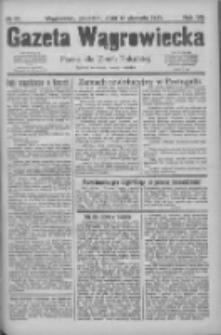 Gazeta Wągrowiecka: pismo dla ziemi pałuckiej 1927.08.18 R.7 Nr97