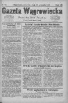 Gazeta Wągrowiecka: pismo dla ziemi pałuckiej 1927.09.29 R.7 Nr115