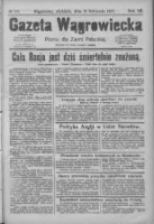 Gazeta Wągrowiecka: pismo dla ziemi pałuckiej 1927.11.20 R.7 Nr137