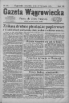 Gazeta Wągrowiecka: pismo dla ziemi pałuckiej 1927.11.24 R.7 Nr139