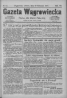 Gazeta Wągrowiecka: pismo dla ziemi pałuckiej 1927.11.29 R.7 Nr141