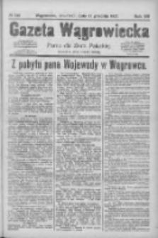 Gazeta Wągrowiecka: pismo dla ziemi pałuckiej 1927.12.15 R.7 Nr148