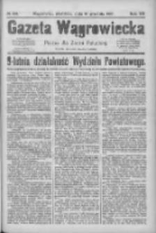 Gazeta Wągrowiecka: pismo dla ziemi pałuckiej 1927.12.18 R.7 Nr149