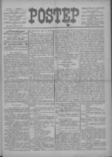 Postęp 1899.12.24 R.10 Nr293+dodatek