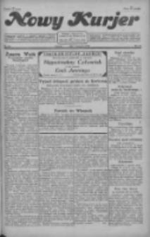 Nowy Kurjer 1928.11.01 R.39 Nr253
