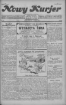 Nowy Kurjer 1928.11.07 R.39 Nr257
