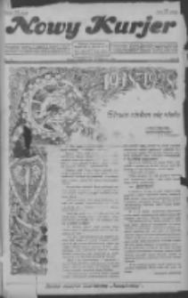 Nowy Kurjer 1928.11.11 R.39 Nr261