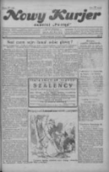 """Nowy Kurjer: dawniej """"Postęp"""" 1928.12.07 R.39 Nr283"""