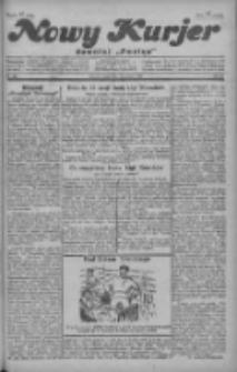"""Nowy Kurjer: dawniej """"Postęp"""" 1928.12.12 R.39 Nr286"""
