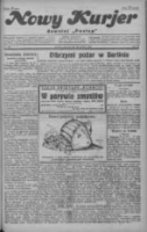 """Nowy Kurjer: dawniej """"Postęp"""" 1928.12.20 R.39 Nr293"""