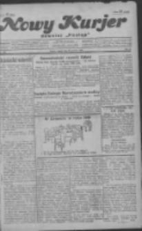 """Nowy Kurjer: dawniej """"Postęp"""" 1928.12.28 R.39 Nr298"""